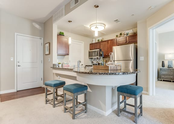 Gourmet Kitchens at The District, Colorado, 80222