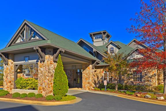 Elegant Exterior View at Reserve at North River, Tuscaloosa, 35406