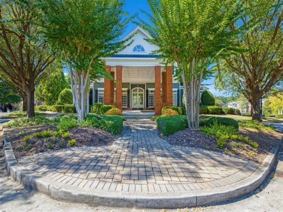 Front Entrance To The Property at Lakeside at Town Center, Marietta
