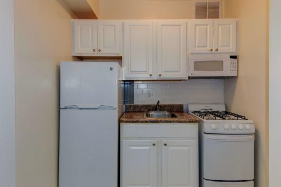 Miramar Apartments Kitchen Washington DC