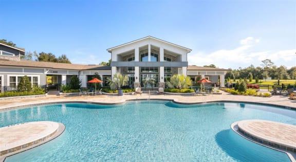 Resort Inspired Pool at Century Dunes, Florida