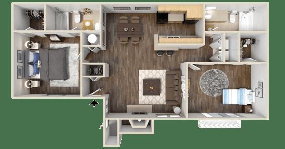 Floor Plan  The Somerset
