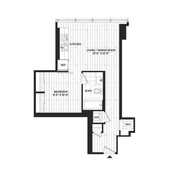 Floor Plan  AJ5