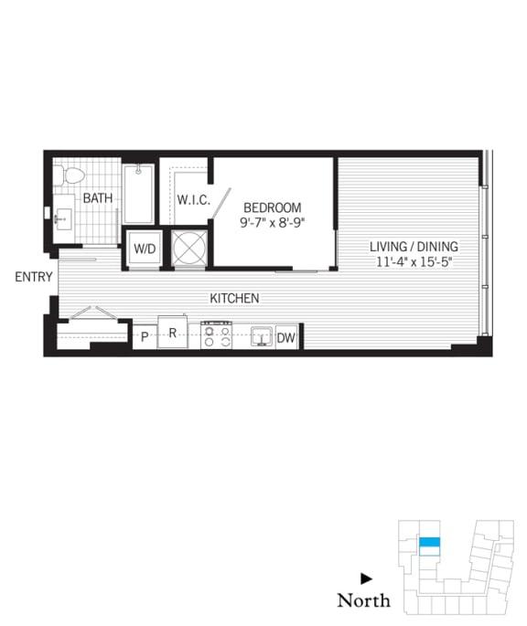 Floor Plan  Babbage A3