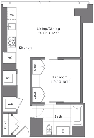 Floor Plan  AJ2