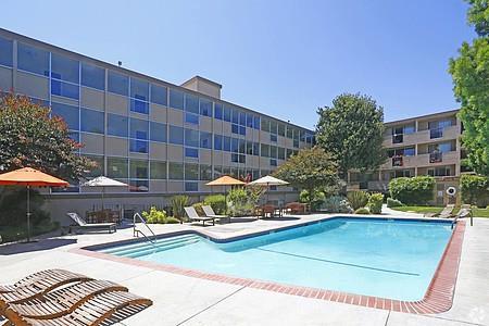 Pool Exterior pool view