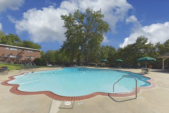 Swimming Pool Falls Village Apartments, Baltimore, MD,21209
