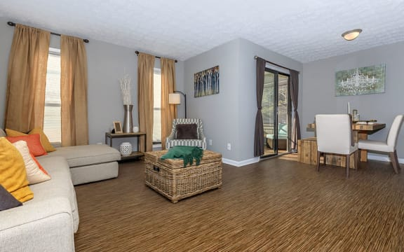 Mimosa 1x1 785 living space B