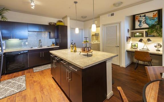 Kitchen Unit at City Lake, Houston, 77054