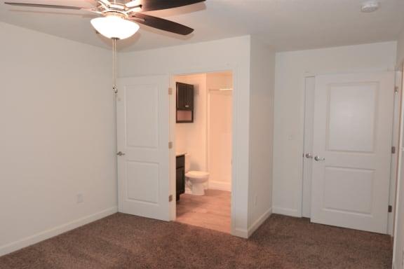 Master Bedroom at Shenandoah Properties, Lafayette