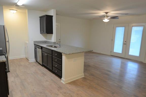 kitchen-1st floor at Shenandoah Properties, Lafayette, Indiana