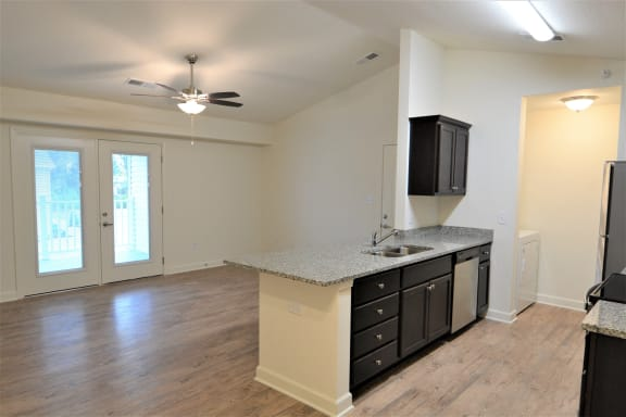 kitchen-2nd floor at Shenandoah Properties, Lafayette, 47905