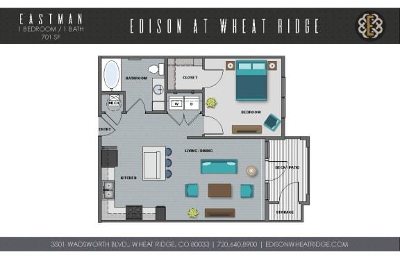 Floor Plan  Eastman Floorplan
