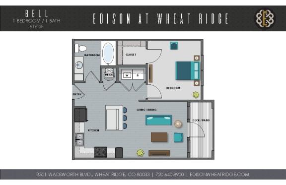 Floor Plan  Bell Floorplan