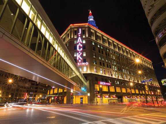 Neighborhood Casino at The Terminal Tower Residences, Cleveland, OH
