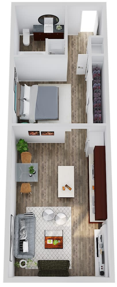 Floor Plan  SavierStreetFlats_FloorPlan_AF1