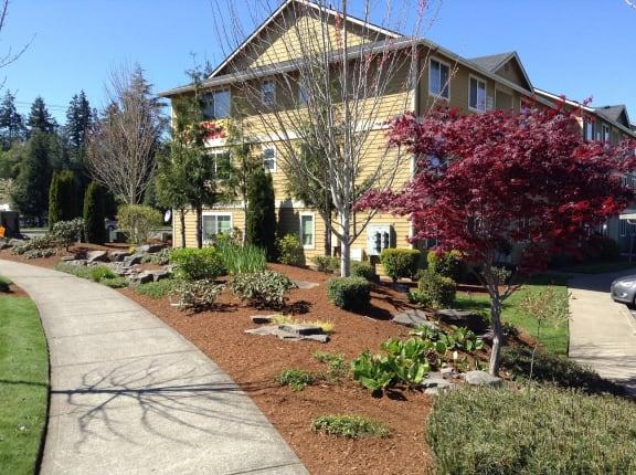 Exterior of Willamette Park_Salem OR