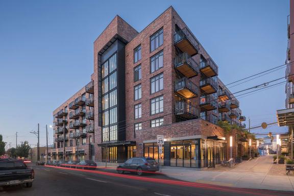 Goatblocks 1025 exterior building