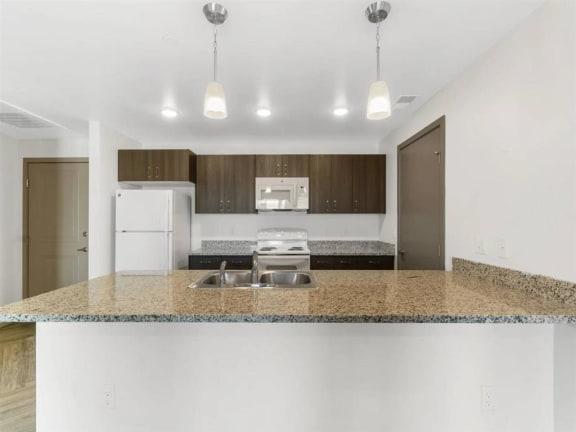 Granite Countertop Kitchen at Jasper Apartments, Idaho, 83642