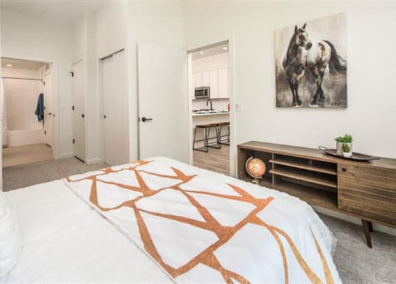 Spacious Bedrooms at Clovis Point, Longmont, CO