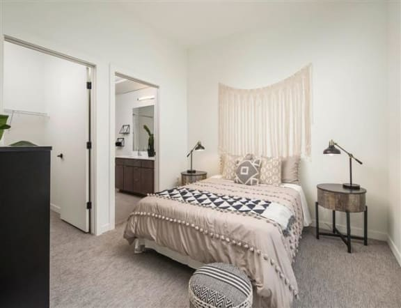 Well Appointed Bedroom at Clovis Point, Colorado