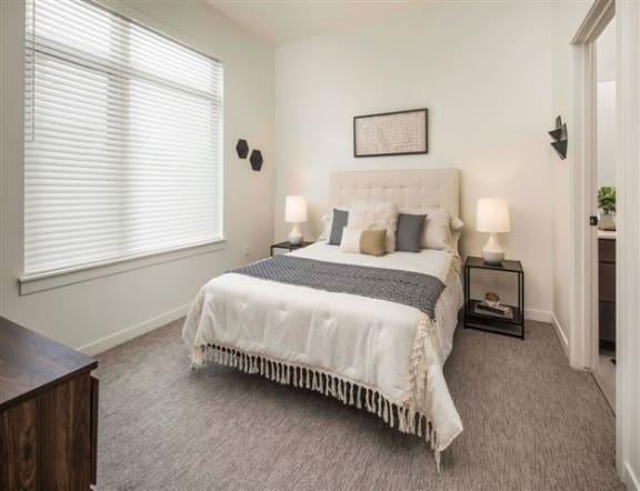 Private Master Bedroom at Clovis Point, Longmont, 80501