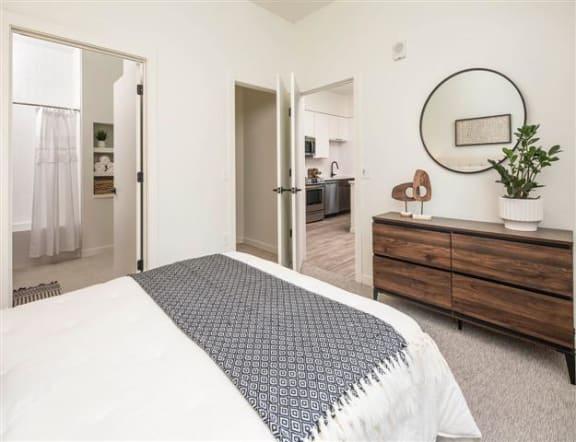 Spacious Bedroom With Closet at Clovis Point, Longmont, Colorado