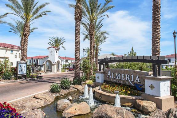 Almeria - Controlled-access gated community