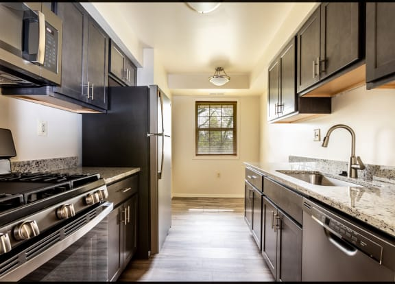 Renovated Kitchen at Seminary Roundtop in Lutherville-Timonium