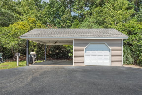Garages With Remote Opener Offered at The Reserve at Wescott, Summerville, SC