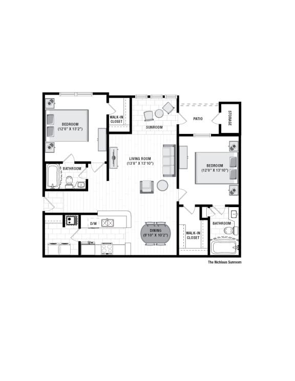 Floor Plan  Reserve at Wescott  Nicklaus