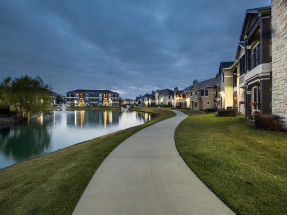 Beautiful Paths at Orion Prosper Lakes, Prosper, TX, 75078