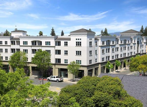 Six1Five Apartments Exterior Building