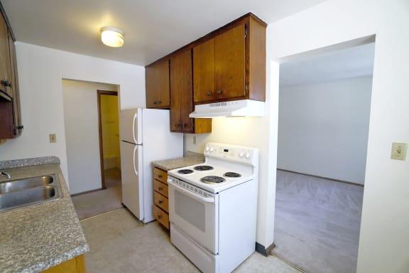 Priscilla Standish Apartments