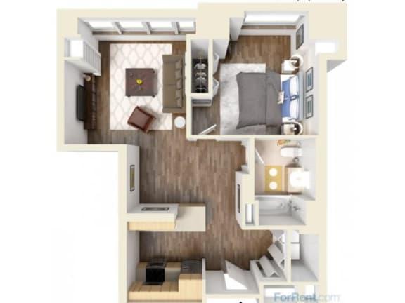 Floor Plan  1A Floor Plan  Hartford 21