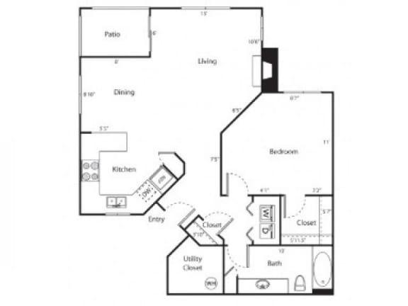 Coronado Floor Plan  Links at High Resort