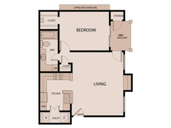 Calico / Smithsonian / Uffizi Floor Plan  Museo