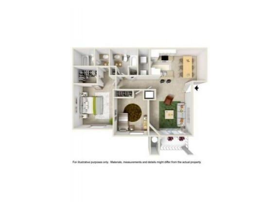 Floor Plan  Corrales