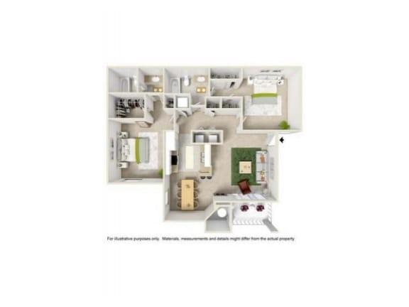 Floor Plan  Chimayo