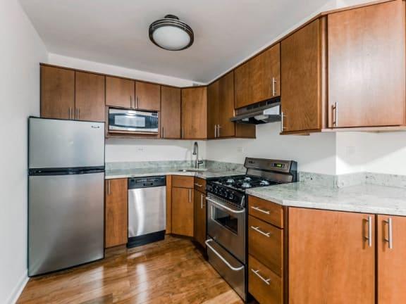 Presidential Apartments - Kitchen Photo