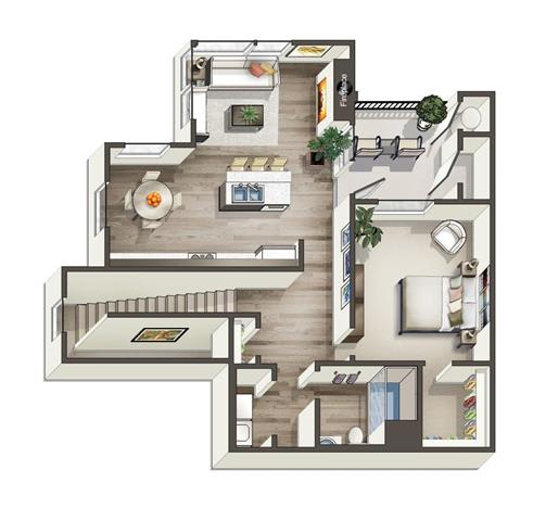 Floor Plan  Sparks