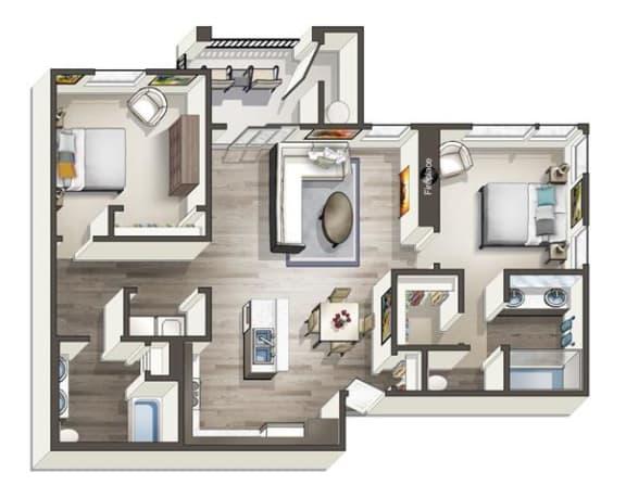 Floor Plan  Galina