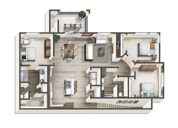 Floor Plan  Mount Rose