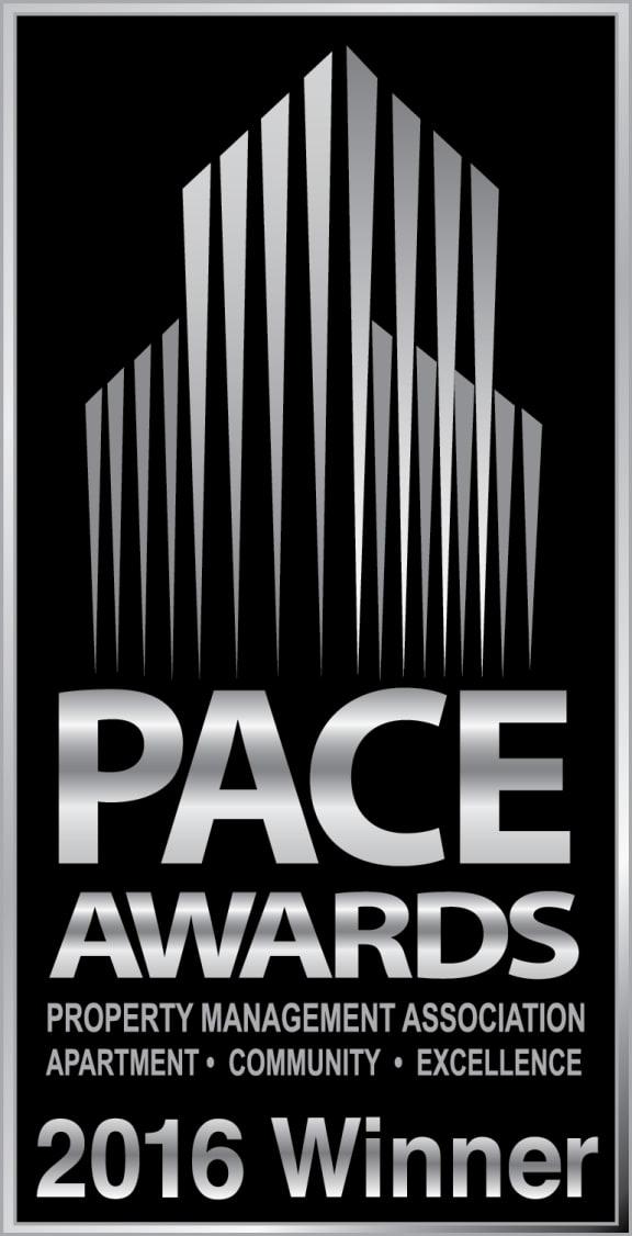 Pace Award 2016 Winner at Aurora, Maryland, 20852