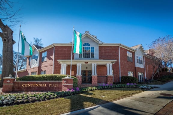 Welcome home to Centennial Place in Atlanta, Georgia