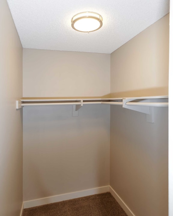 Large Closets, at The Verandas Apartment Homes, 200 N. Grand Avenue, 91791