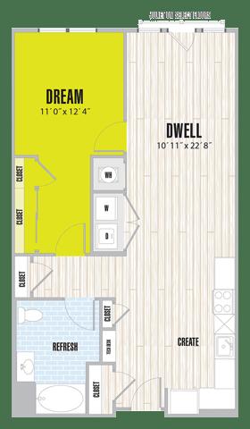 Floor Plan  A04