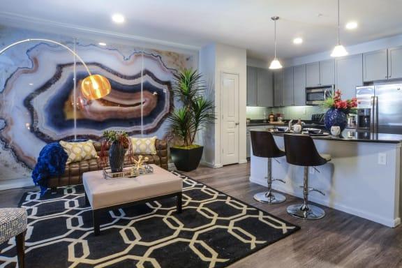 livingroom in austin tx luxury apartments