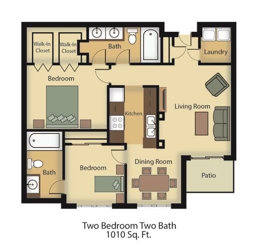 Floor Plan  Fort Worth