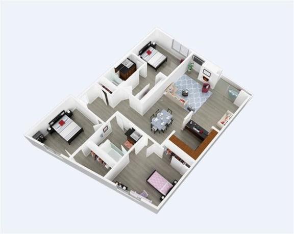 Floor Plan  CA_CANOGAPARK_AZURE_p0458539_DiamondF_2_FloorPlan